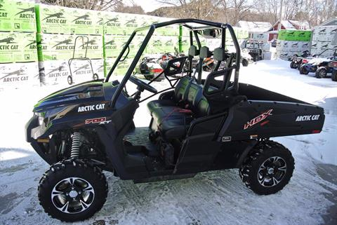 2017 Arctic Cat HDX 700 XT EPS in Draper, Utah