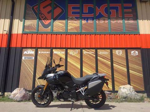 2014 Suzuki V-Strom 1000 ABS Adventure in Draper, Utah