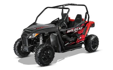 2017 Arctic Cat Wildcat Trail XT EPS in Draper, Utah