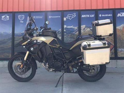 2014 BMW F 800 GS Adventure in Draper, Utah