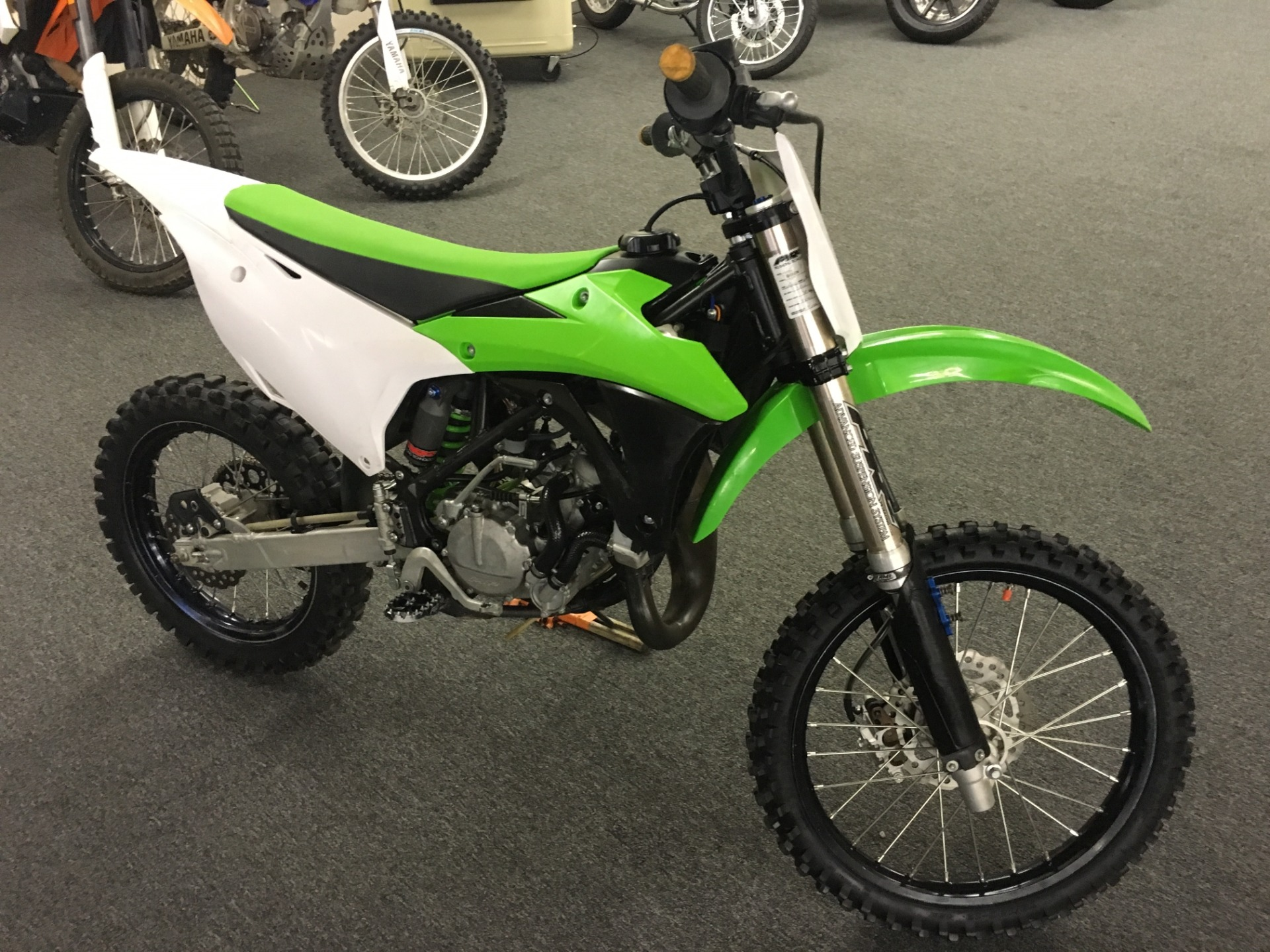 2014 Kawasaki KX™100 in Draper, Utah