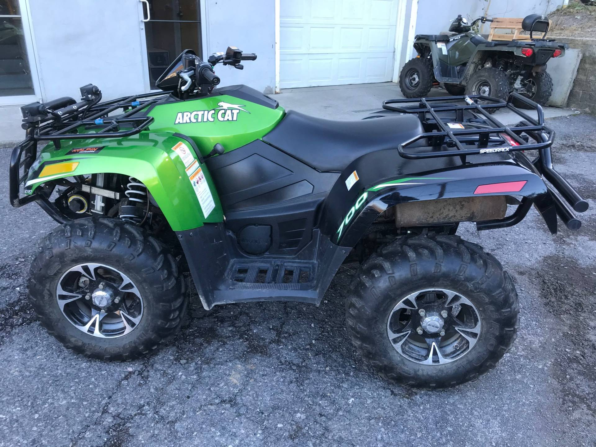 2013 Arctic Cat 700 Limited in Cumberland, Maryland - Photo 2