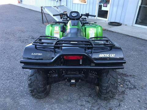 2013 Arctic Cat 700 Limited in Cumberland, Maryland - Photo 4