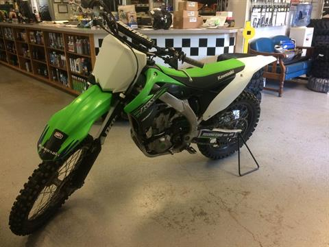 2015 Kawasaki KX™450F in Cumberland, Maryland