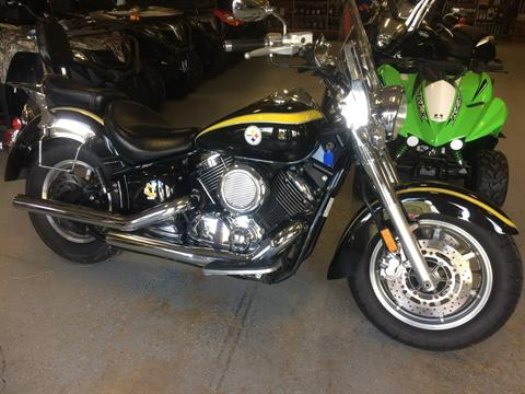 2007 Yamaha V Star® 1100 Classic in Cumberland, Maryland