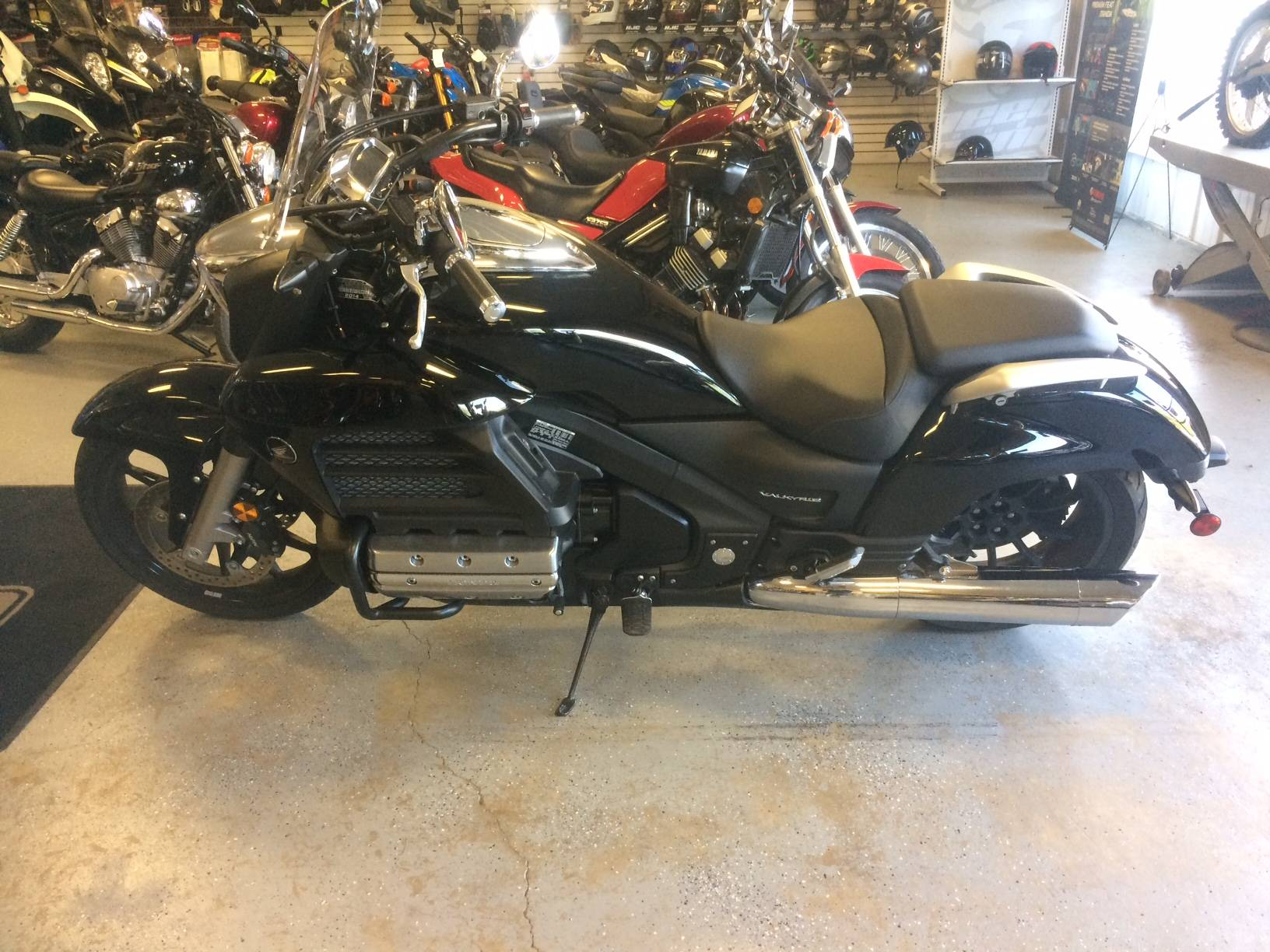 2014 Honda Gold Wing® Valkyrie® in Cumberland, Maryland