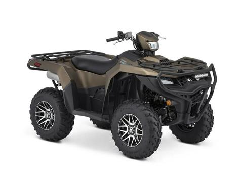 2020 Suzuki KING QUAD 500 RUGGED EDITION in Cumberland, Maryland