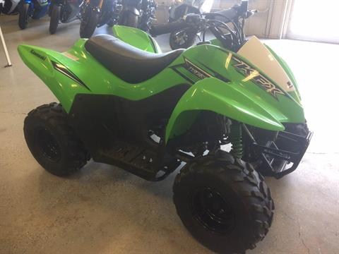 2015 Kawasaki KFX®50 in Cumberland, Maryland