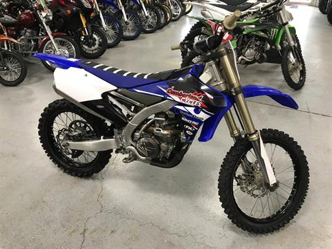2016 Yamaha YZ450F in Cumberland, Maryland - Photo 1