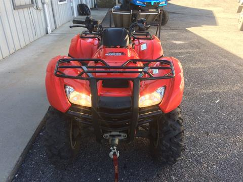 2011 Honda FourTrax® Rancher® 4x4 ES EPS in Cumberland, Maryland