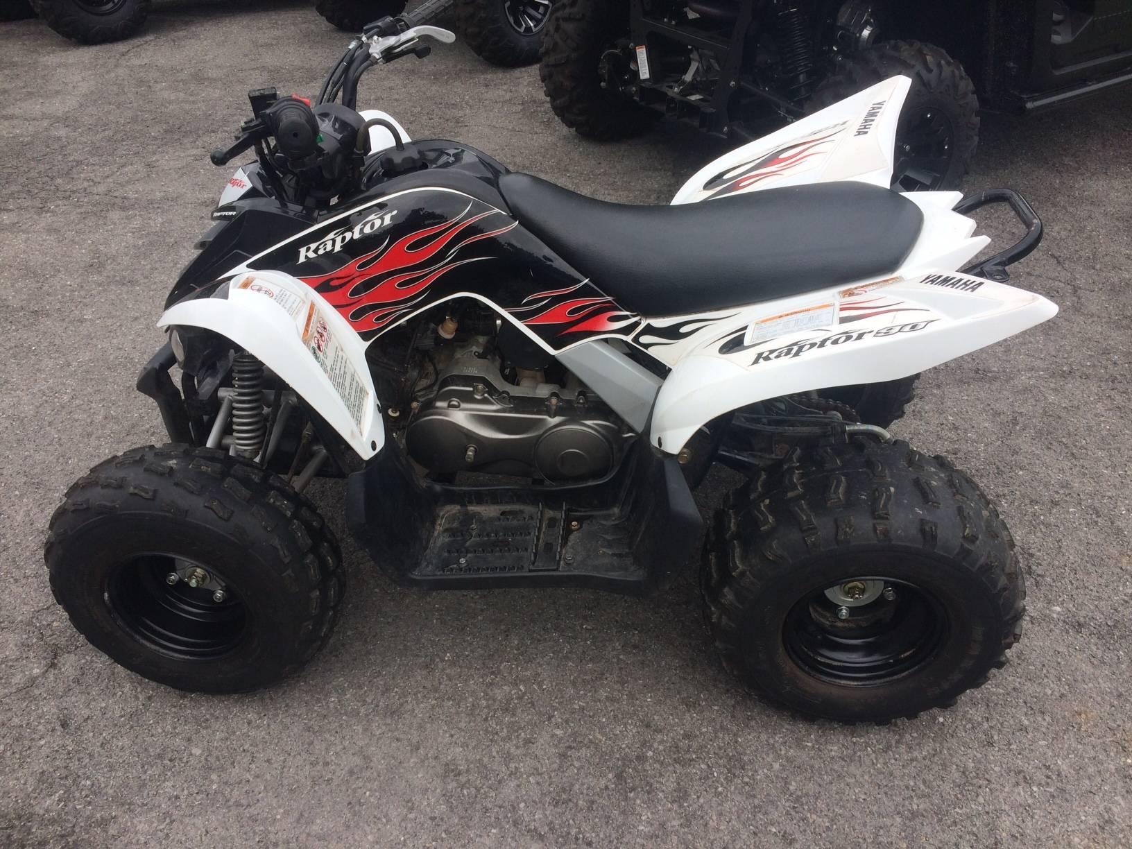 2010 Yamaha Raptor 90 for sale 202045