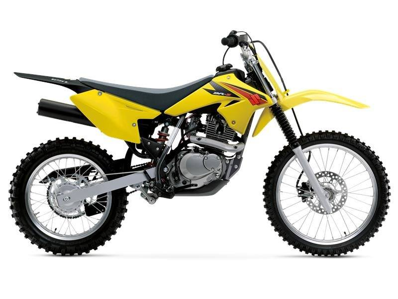 2016 Suzuki DR-Z125L in Cumberland, Maryland
