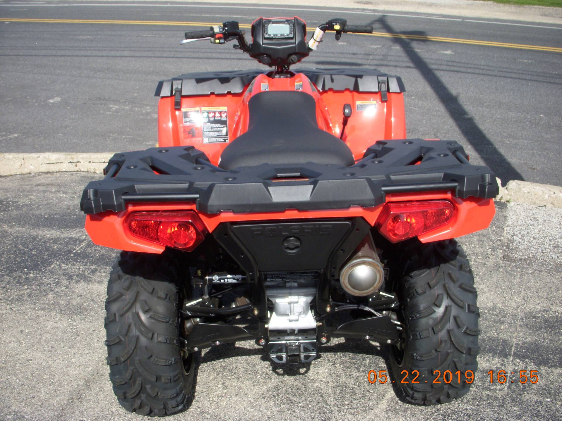 2019 Polaris Sportsman 450 H.O. in Clyman, Wisconsin - Photo 3