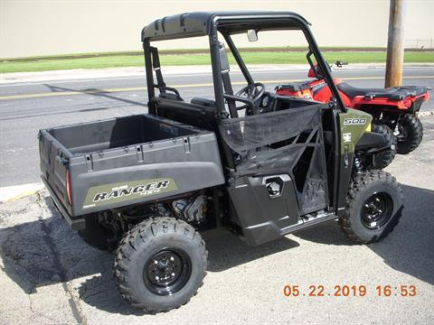 2019 Polaris Ranger 500 in Clyman, Wisconsin - Photo 2