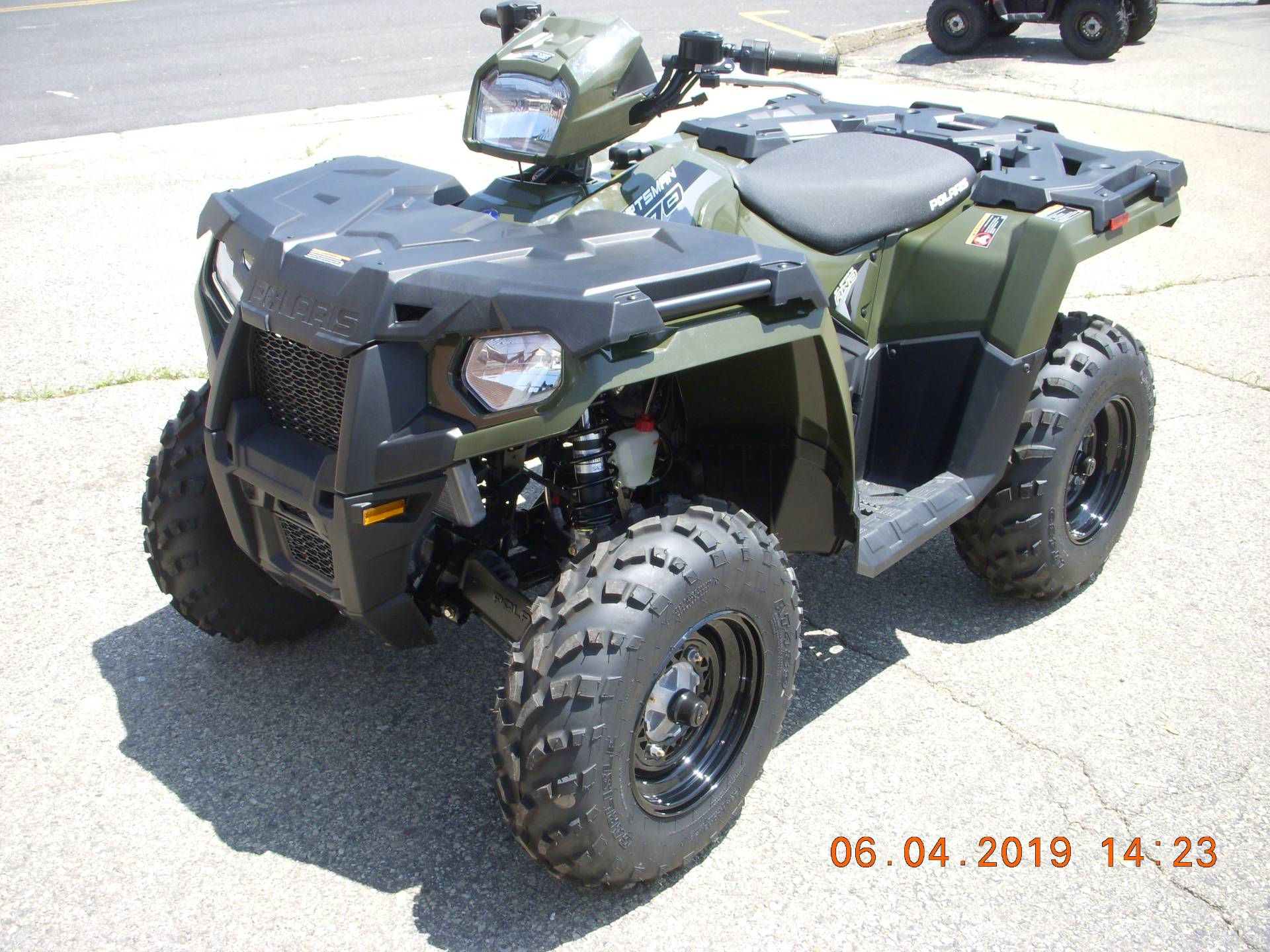 2019 Polaris Sportsman 570 EPS in Clyman, Wisconsin - Photo 1
