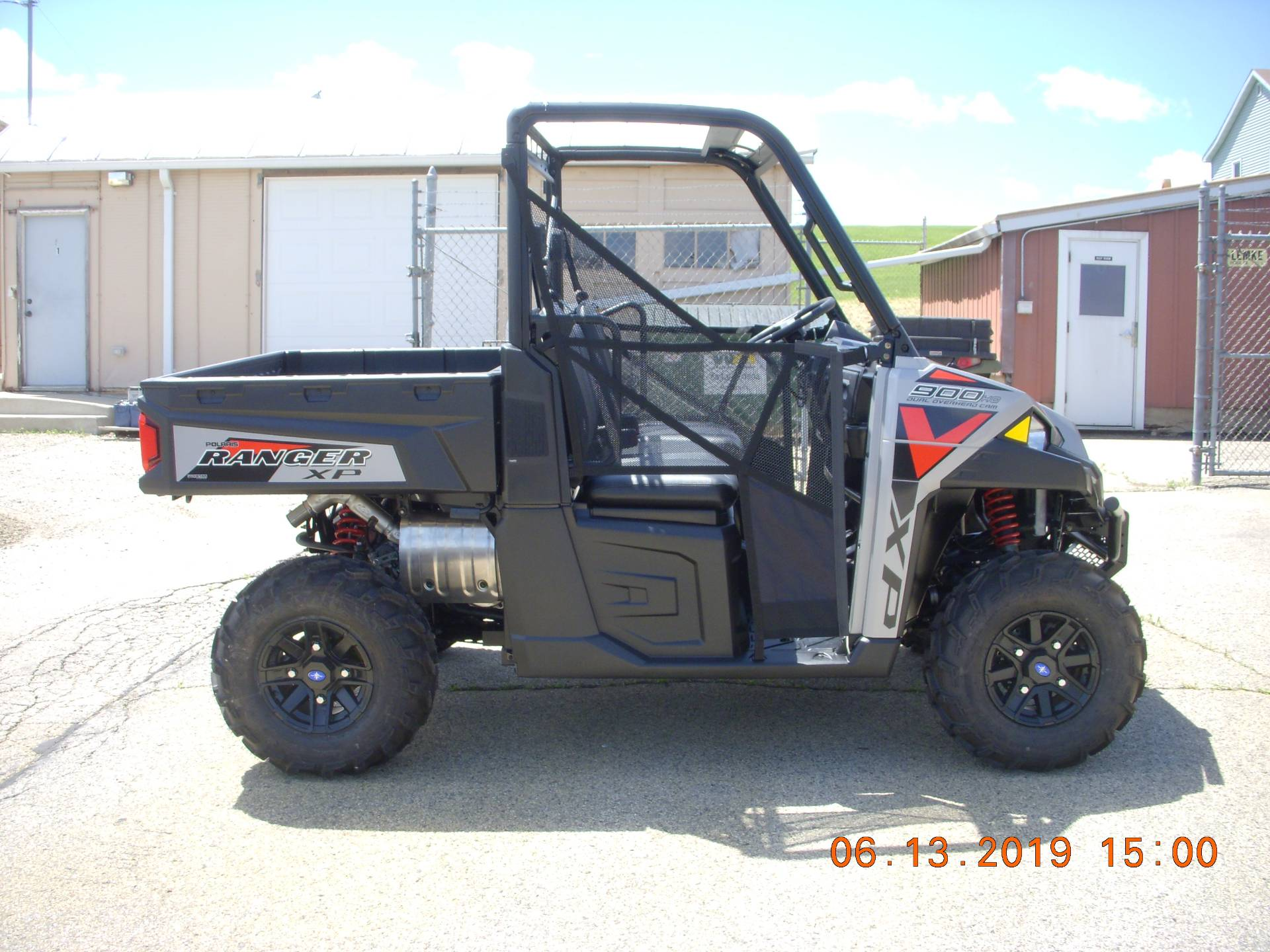 2019 Polaris Ranger XP 900 EPS in Clyman, Wisconsin - Photo 4