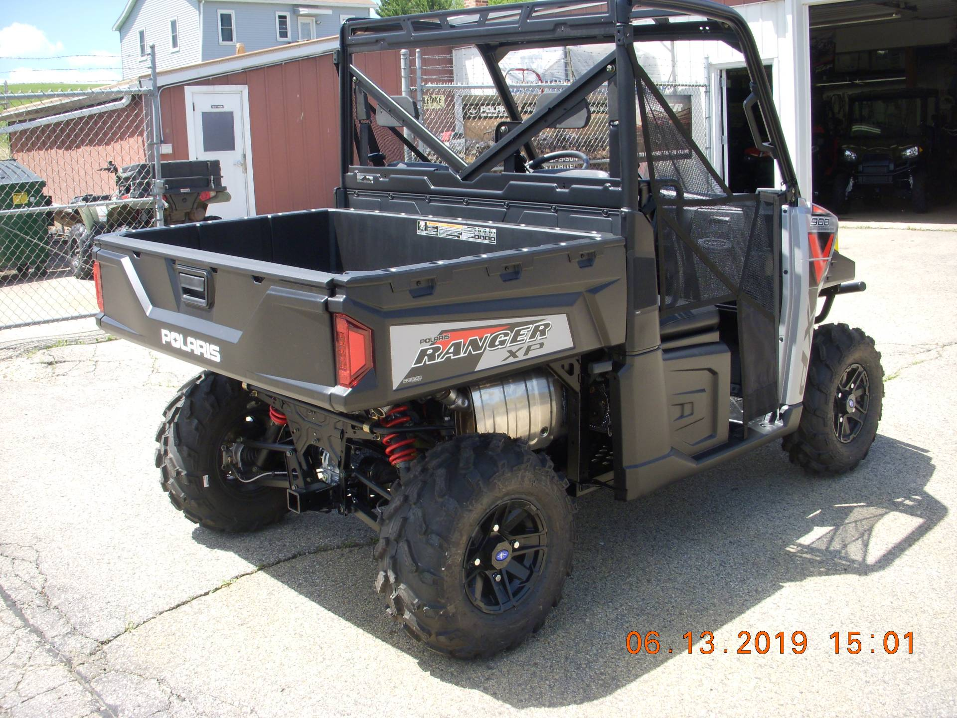 2019 Polaris Ranger XP 900 EPS in Clyman, Wisconsin - Photo 5