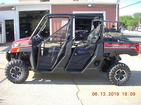 2019 Polaris RANGER CREW XP 1000 EPS Ride Command in Clyman, Wisconsin - Photo 4