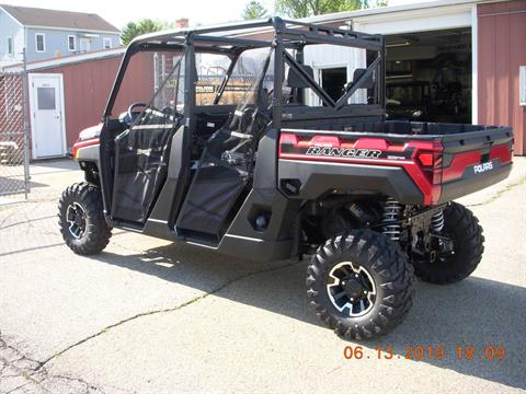 2019 Polaris RANGER CREW XP 1000 EPS Ride Command in Clyman, Wisconsin - Photo 5