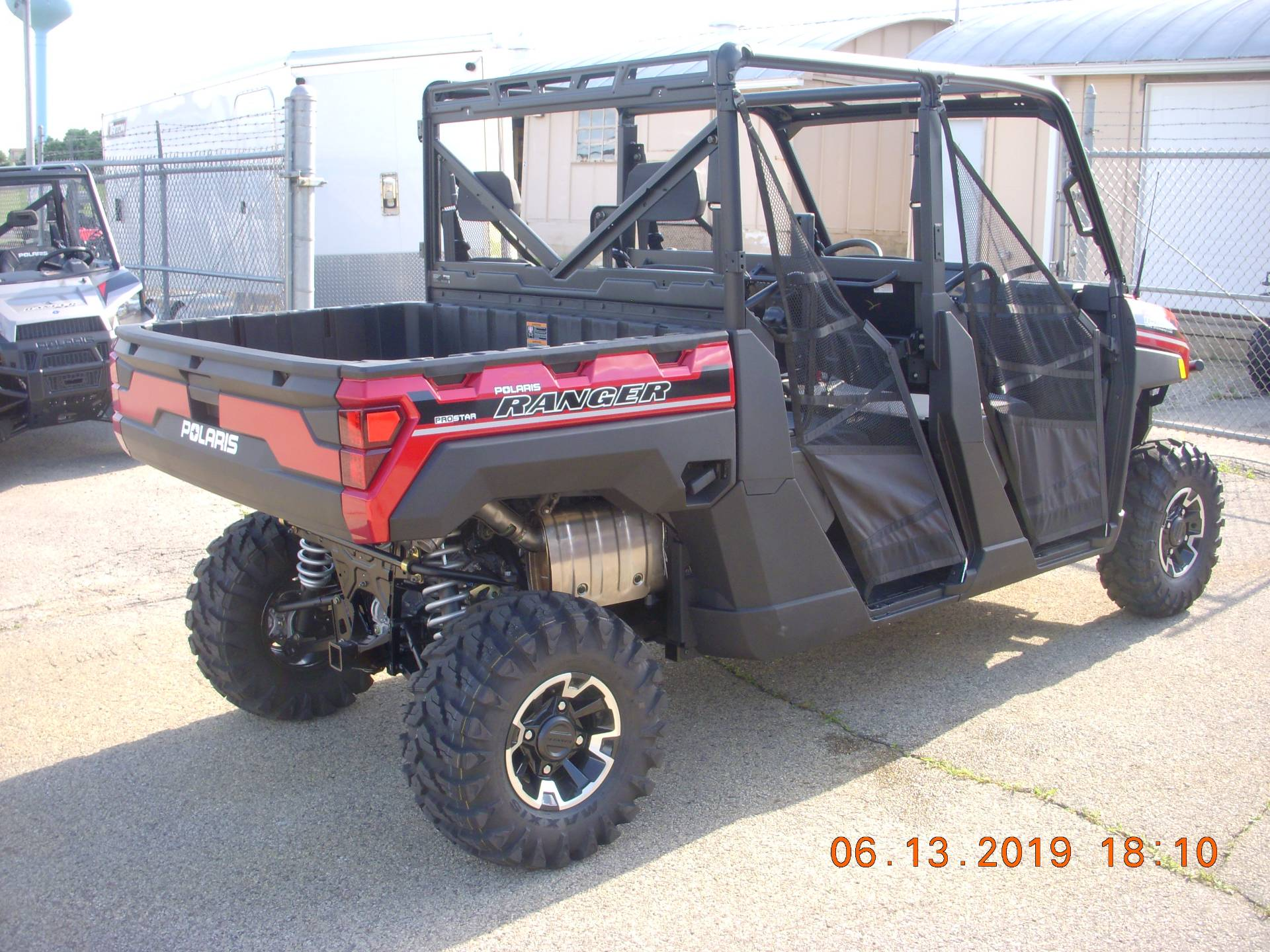 2019 Polaris RANGER CREW XP 1000 EPS Ride Command in Clyman, Wisconsin - Photo 7