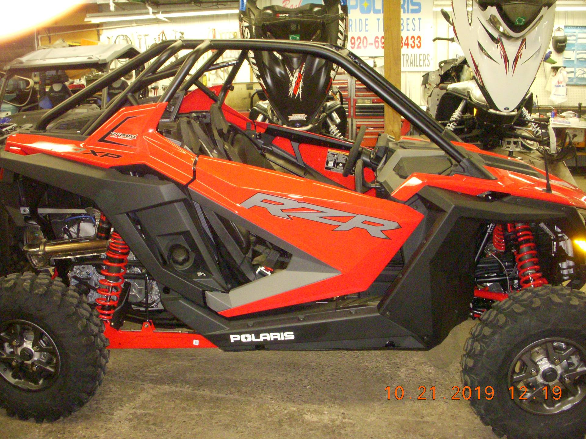 2020 Polaris RZR Pro XP Ultimate in Clyman, Wisconsin - Photo 3