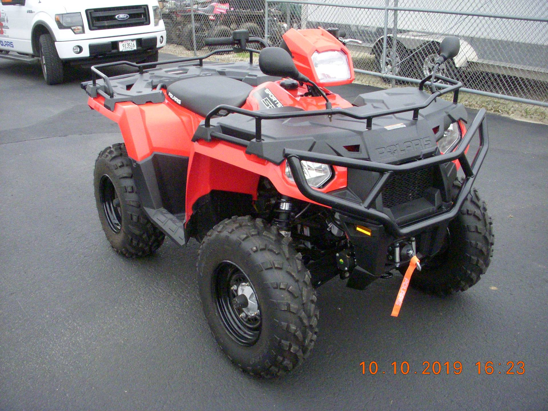 2018 Polaris Sportsman 570 in Clyman, Wisconsin - Photo 2