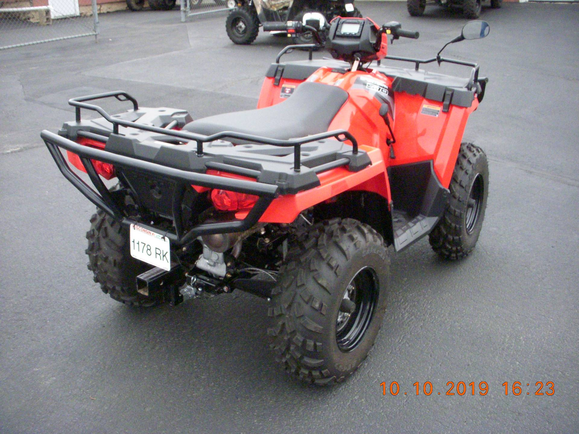 2018 Polaris Sportsman 570 in Clyman, Wisconsin - Photo 3