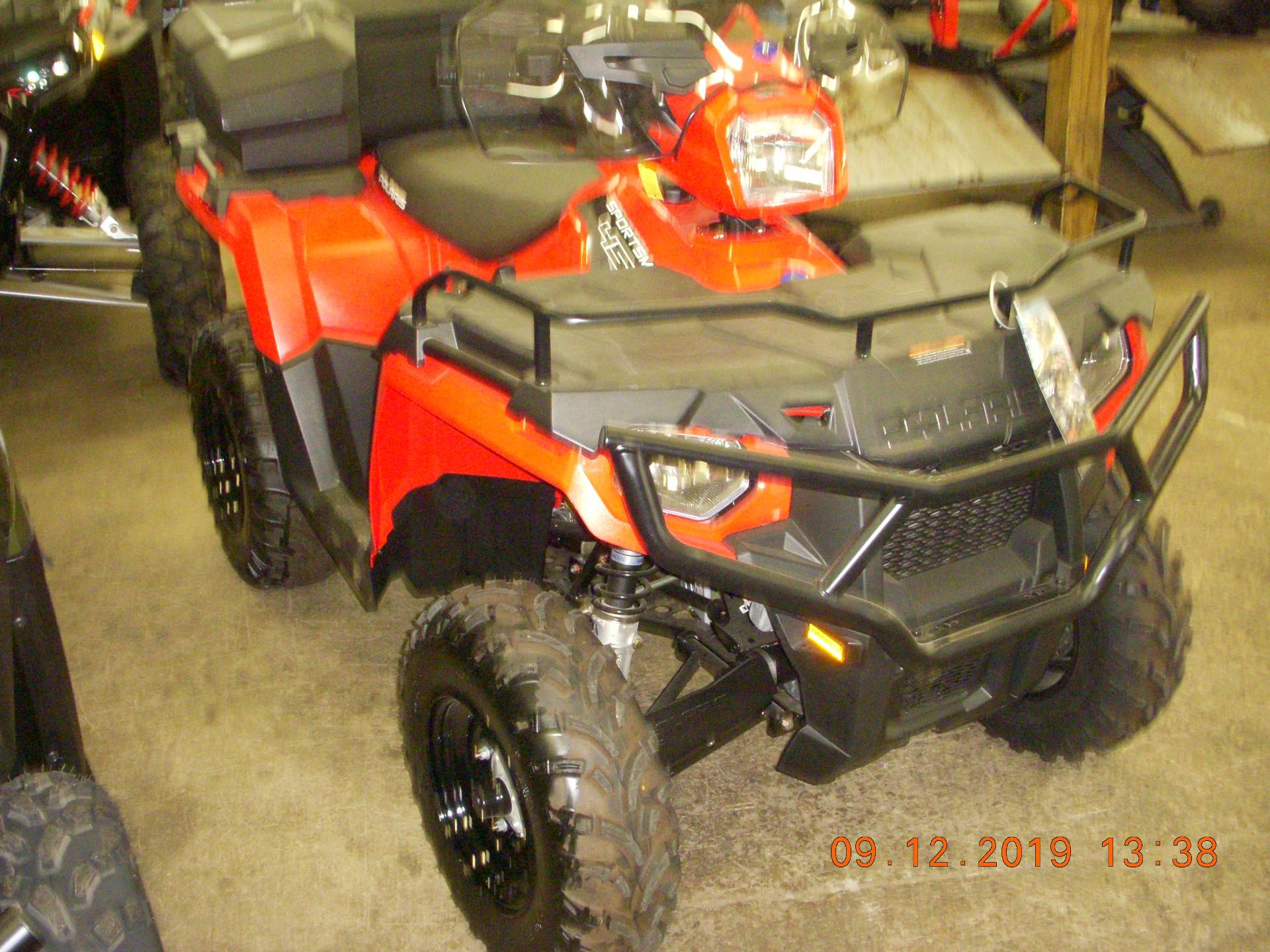 2019 Polaris Sportsman 450 H.O. EPS in Clyman, Wisconsin - Photo 1