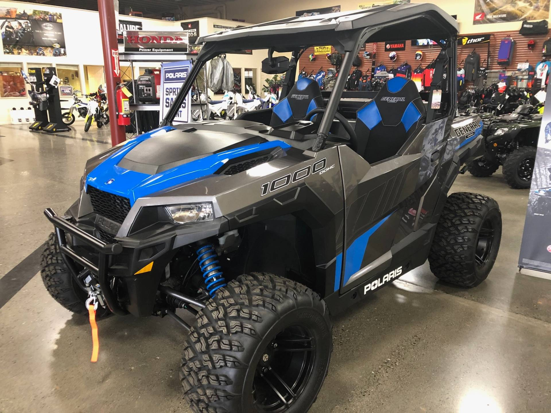 2019 Polaris General 1000 EPS Deluxe in Eureka, California