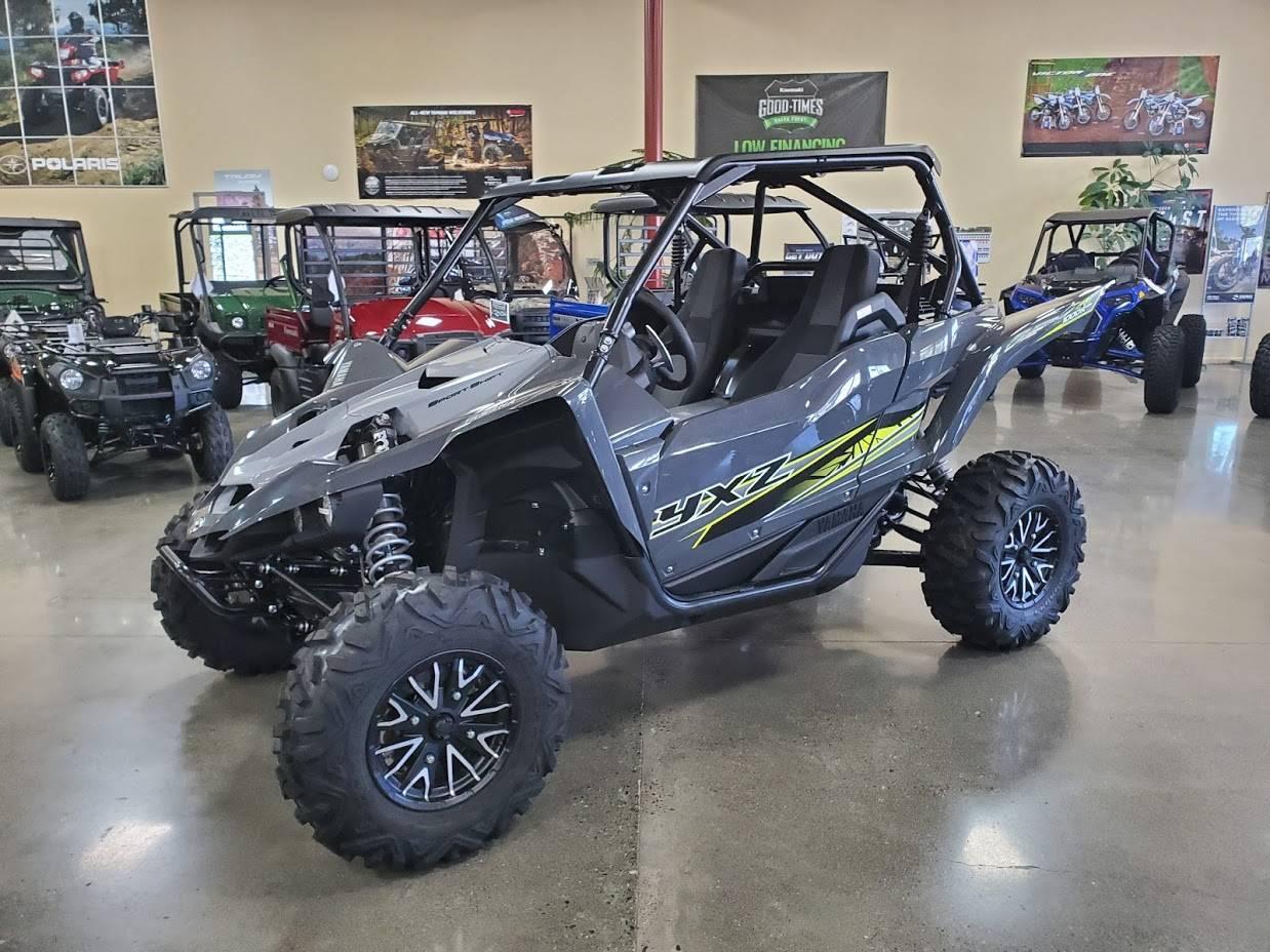 2019 Yamaha YXZ1000R SS in Eureka, California