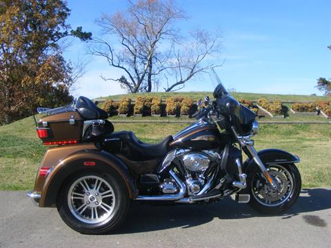 2013 Harley-Davidson Tri Glide® Ultra Classic® 110th Anniversary Edition in Morristown, Tennessee