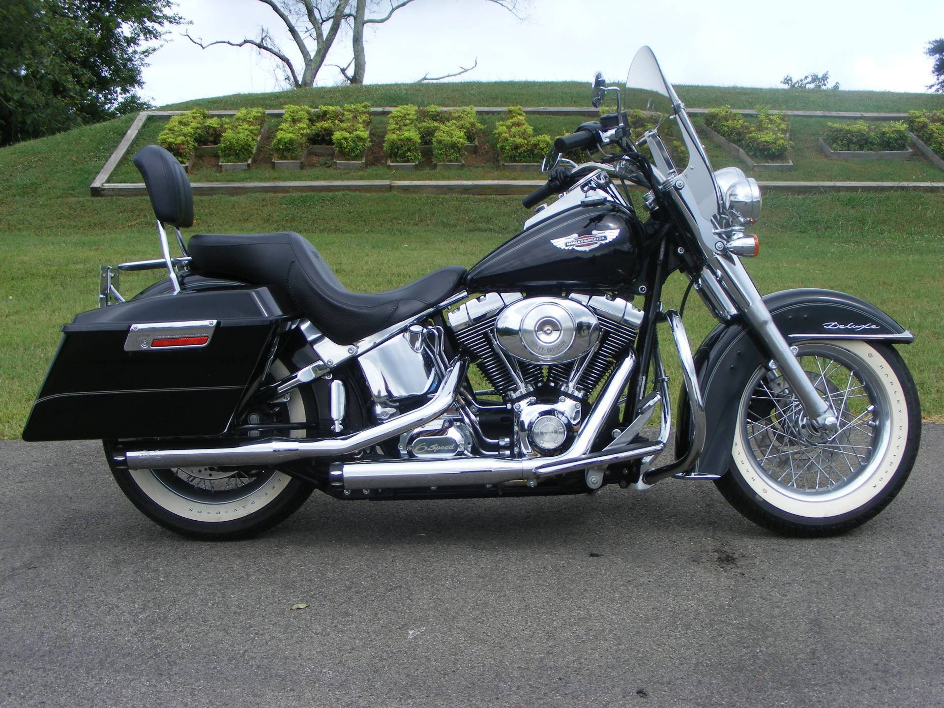2006 Harley-Davidson Softail® Deluxe in Morristown, Tennessee - Photo 1