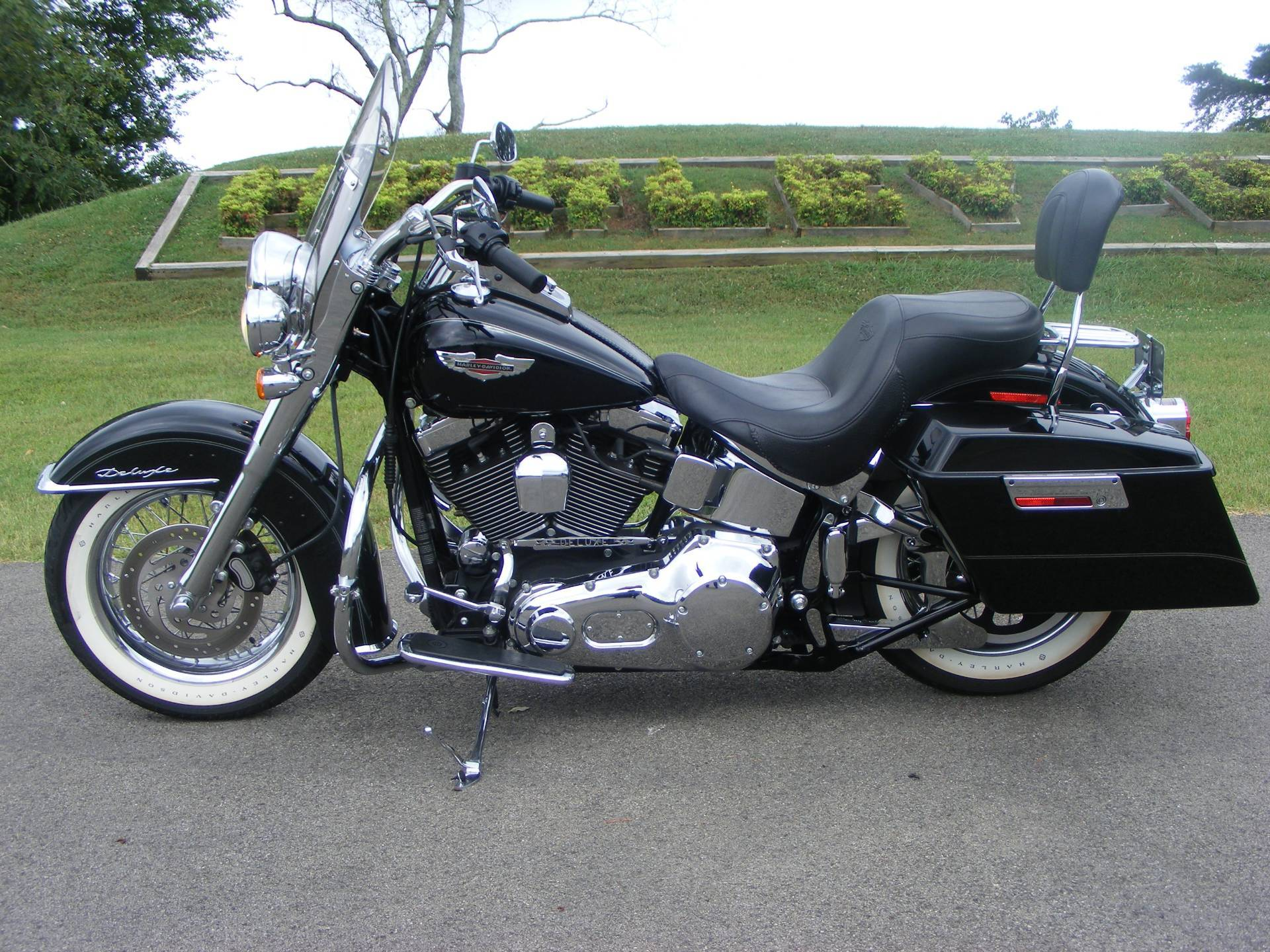 2006 Harley-Davidson Softail® Deluxe in Morristown, Tennessee - Photo 6
