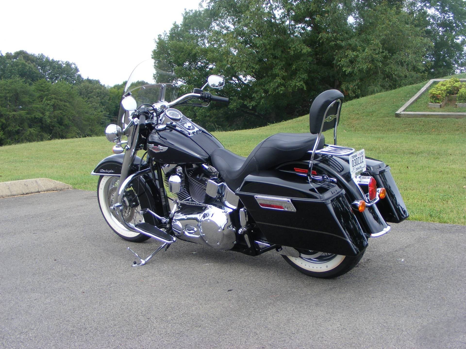 2006 Harley-Davidson Softail® Deluxe in Morristown, Tennessee - Photo 7