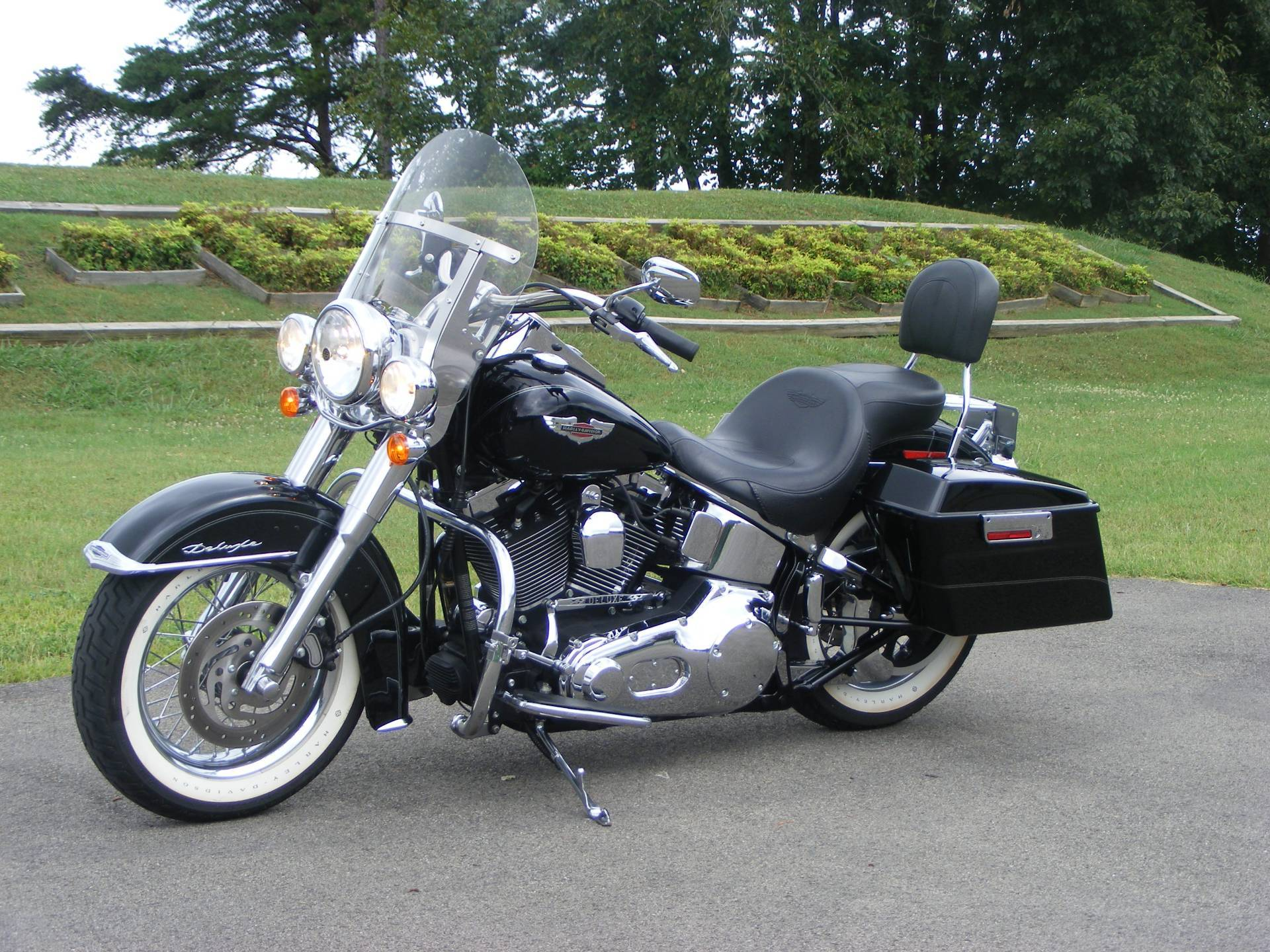 2006 Harley-Davidson Softail® Deluxe in Morristown, Tennessee - Photo 8