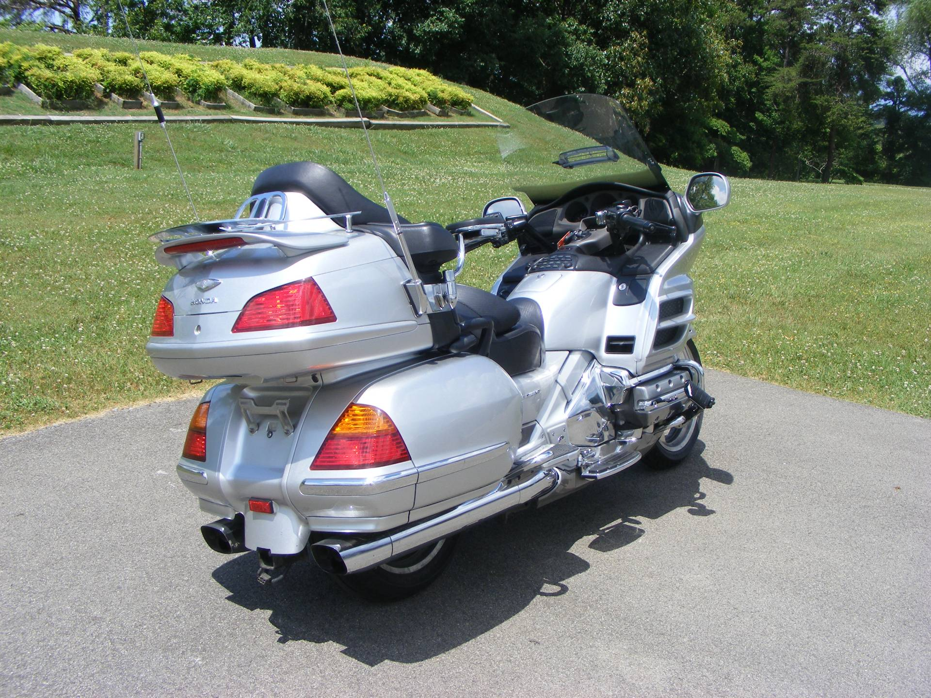 2005 Honda Gold Wing® in Morristown, Tennessee - Photo 3