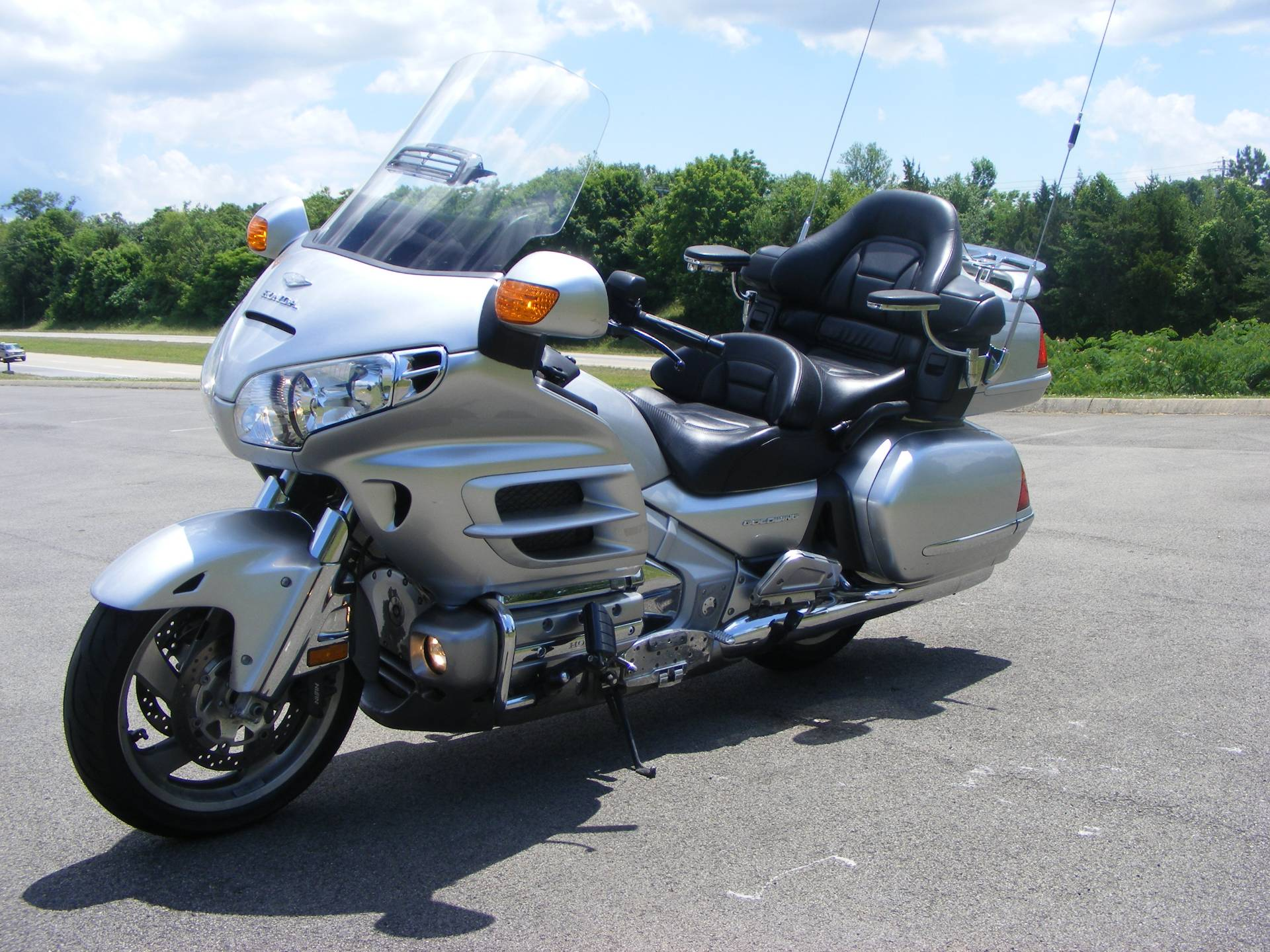 2005 Honda Gold Wing® in Morristown, Tennessee - Photo 5