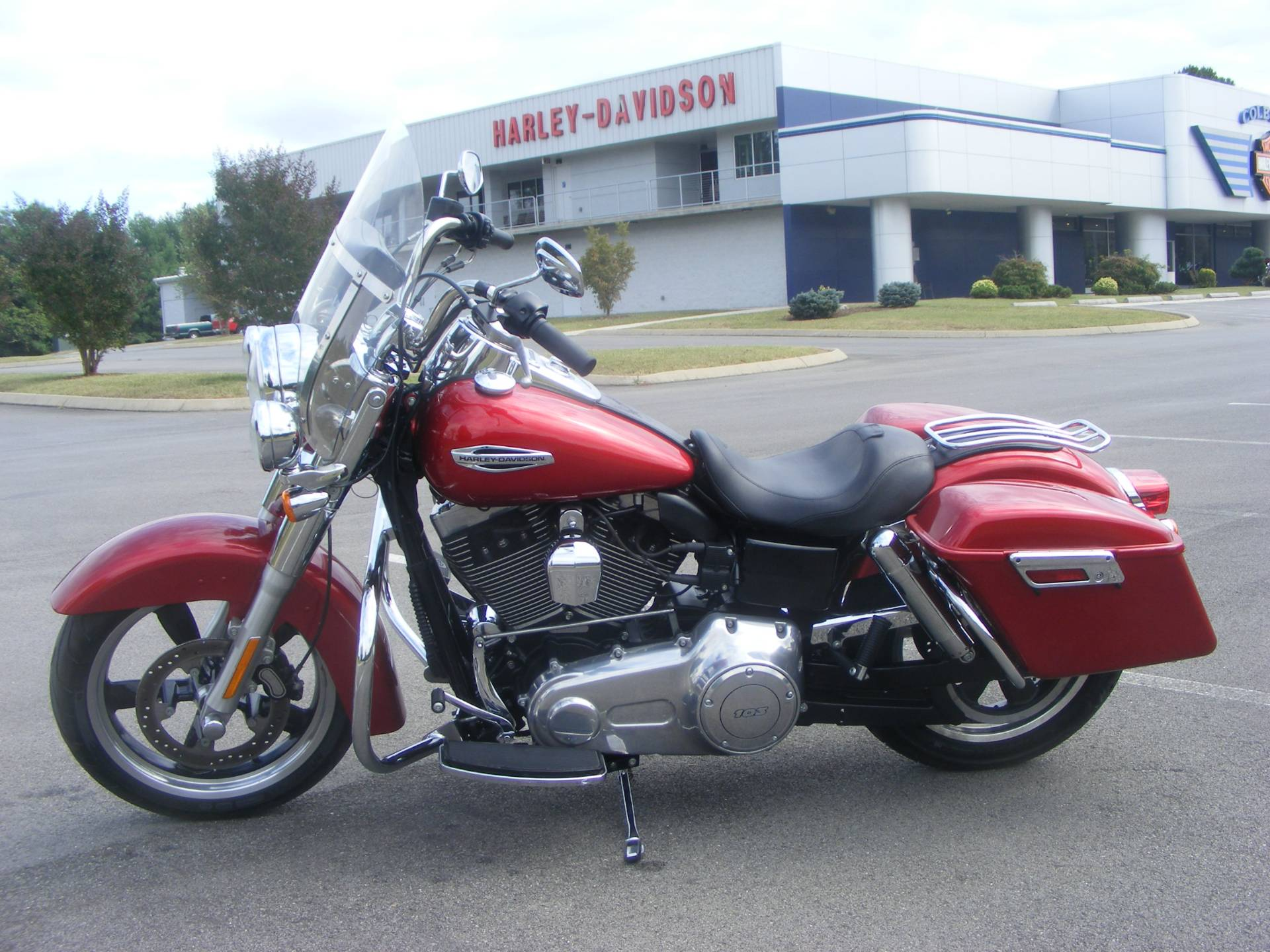 2012 Harley-Davidson 1HD1GZM16CC311604 in Morristown, Tennessee - Photo 7
