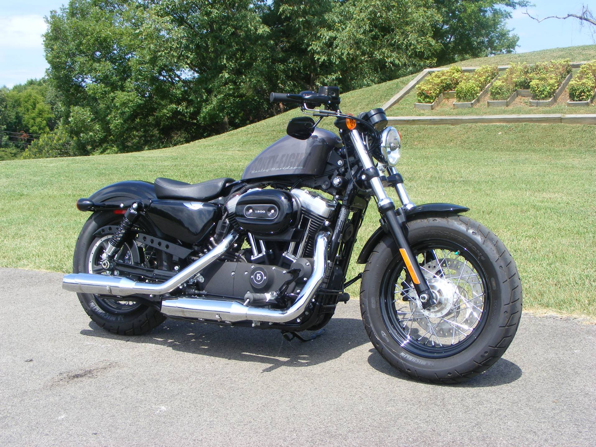 2015 Harley-Davidson 1HD1LC310FC444700 in Morristown, Tennessee - Photo 2