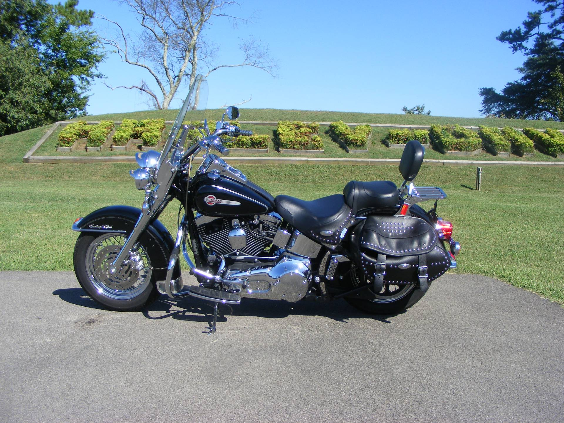 2004 Harley-Davidson Heritage Softail Classic in Morristown, Tennessee - Photo 5