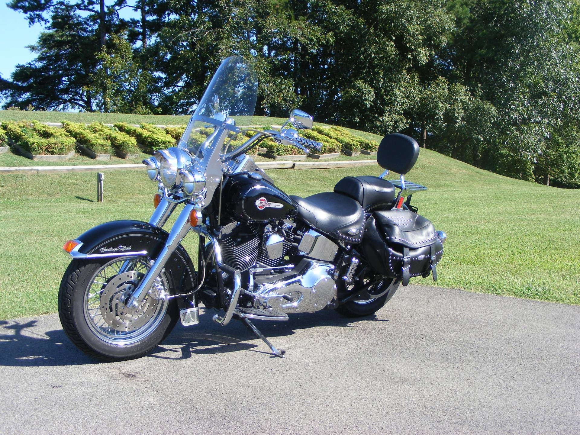 2004 Harley-Davidson Heritage Softail Classic in Morristown, Tennessee - Photo 7