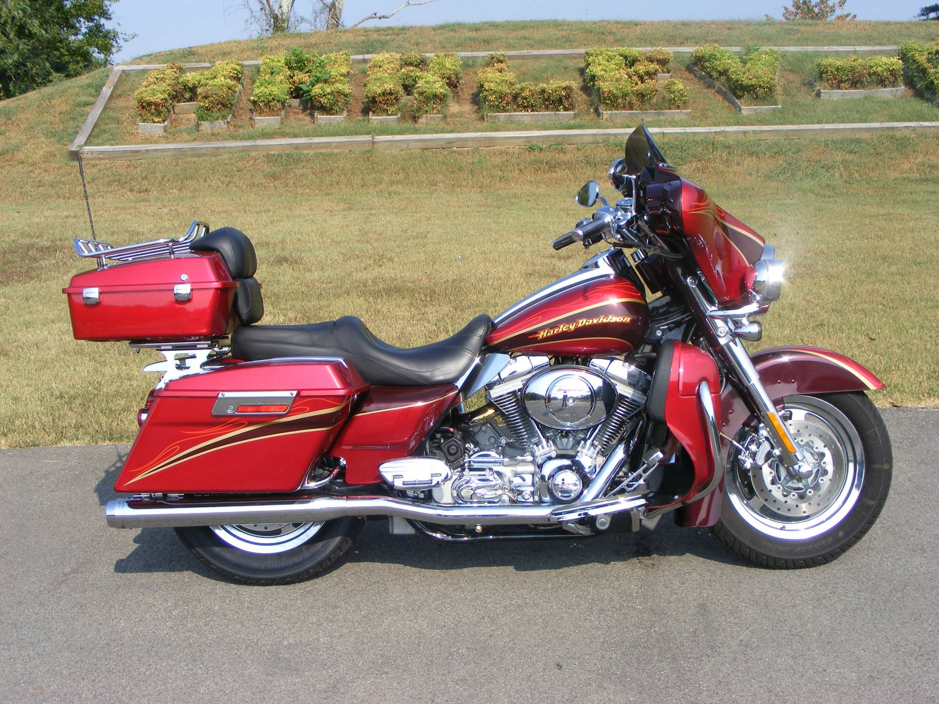 2005 Harley-Davidson Screamin Eagle Electra Glide in Morristown, Tennessee - Photo 1