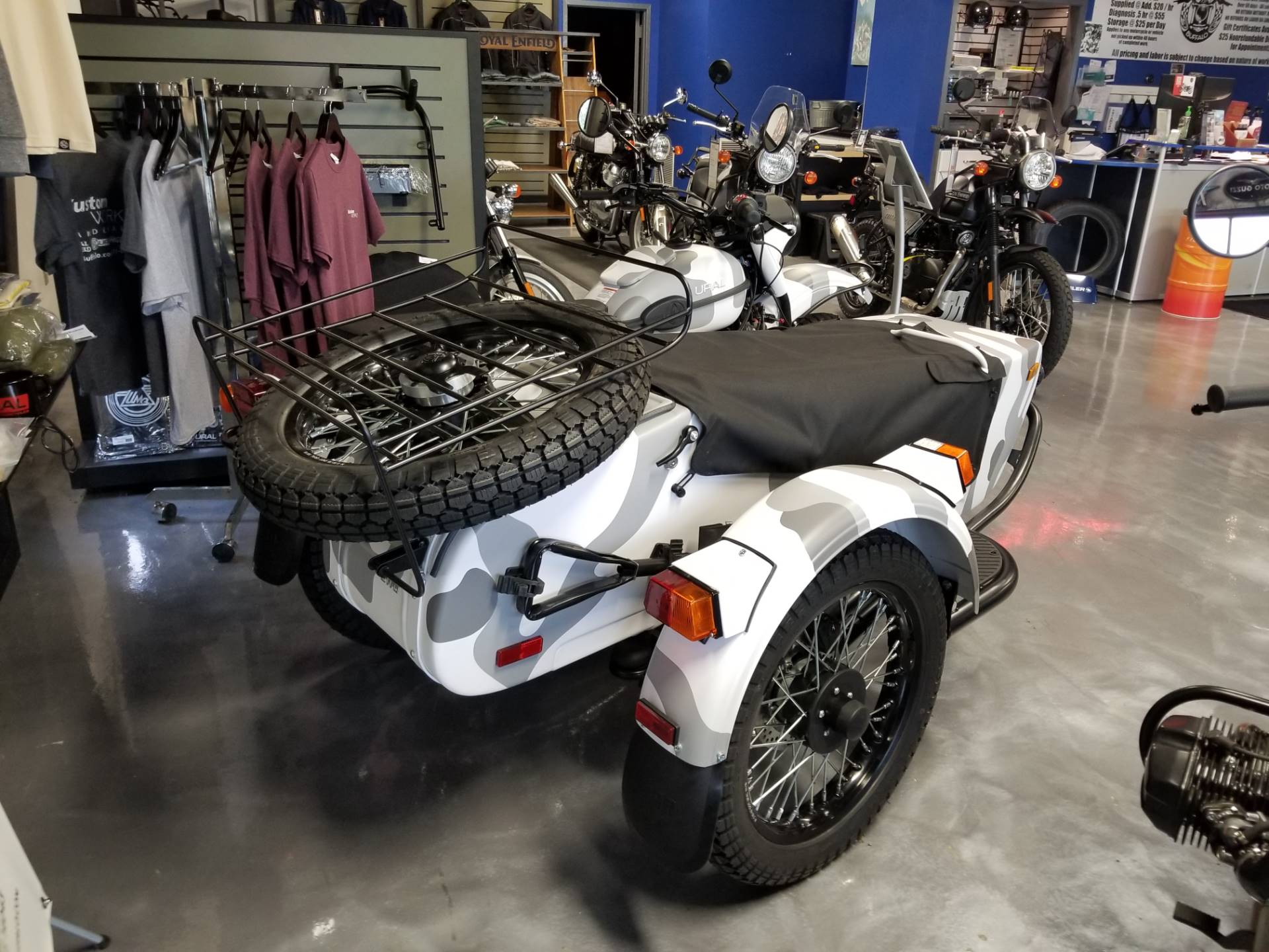 2019 Ural Motorcycles Gear Up in Depew, New York - Photo 3
