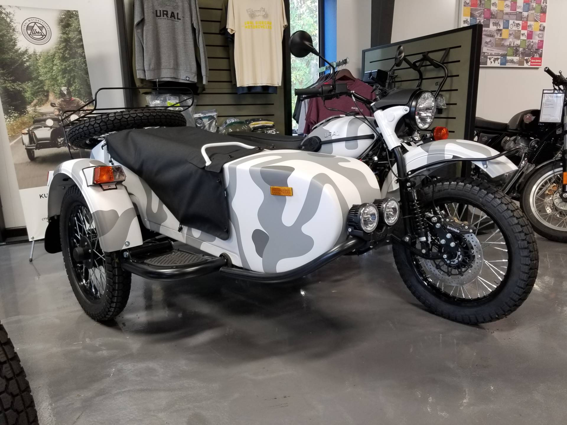 2019 Ural Motorcycles Gear Up in Depew, New York - Photo 4