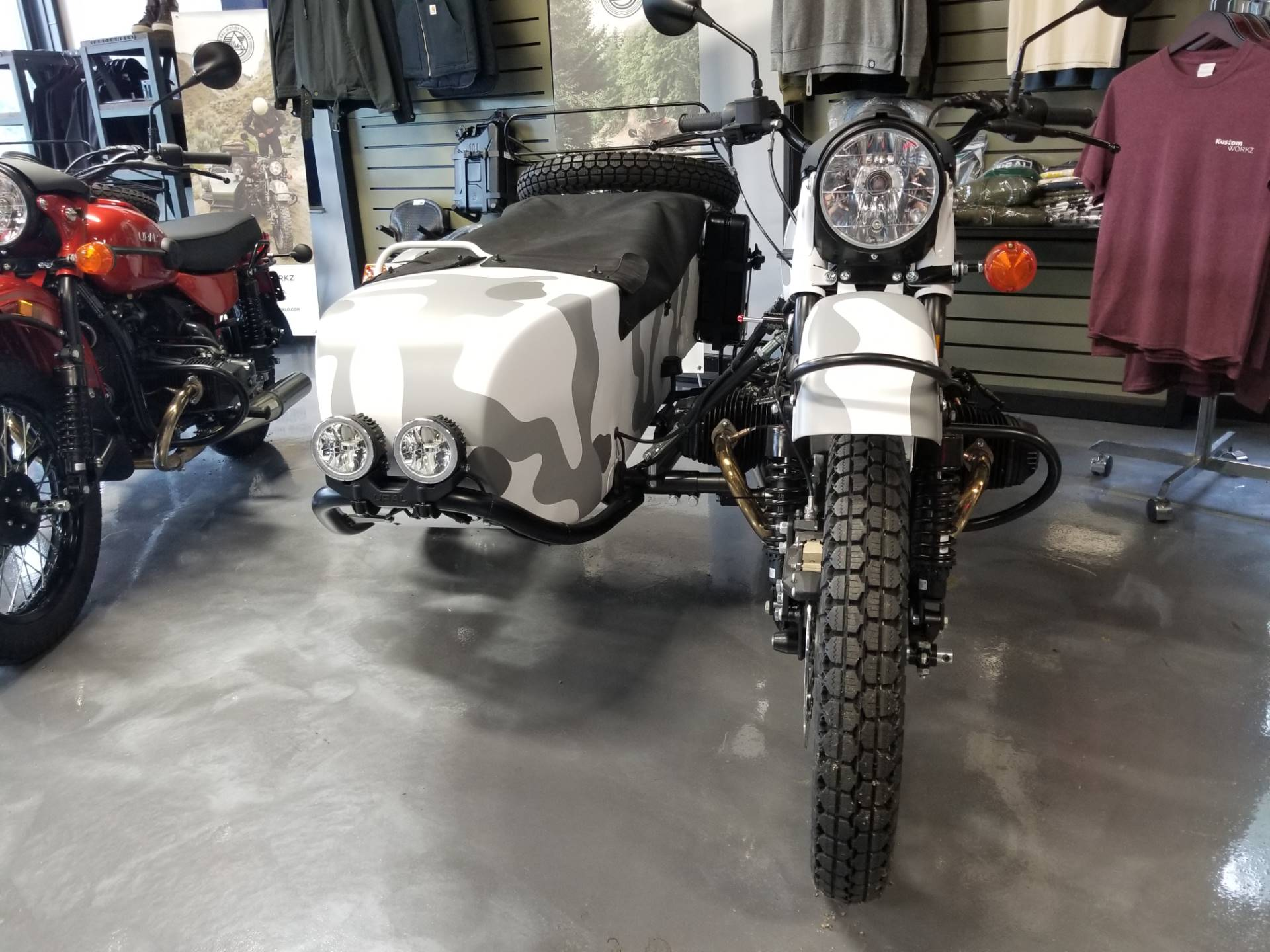 2019 Ural Motorcycles Gear Up in Depew, New York - Photo 5