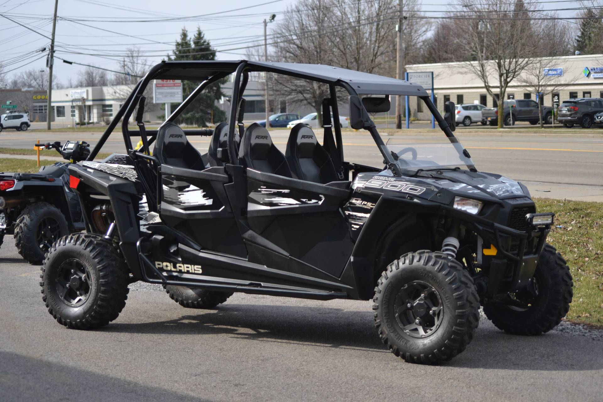 2018 Polaris 2018 POLARIS RZR S4 900 (ELECTRIC POWER STEERING) in Depew, New York - Photo 1