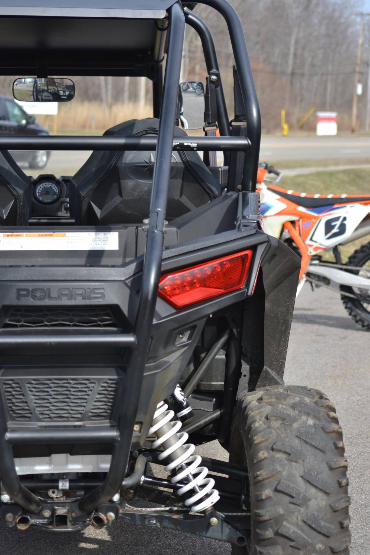 2018 Polaris 2018 POLARIS RZR S4 900 (ELECTRIC POWER STEERING) in Depew, New York - Photo 2