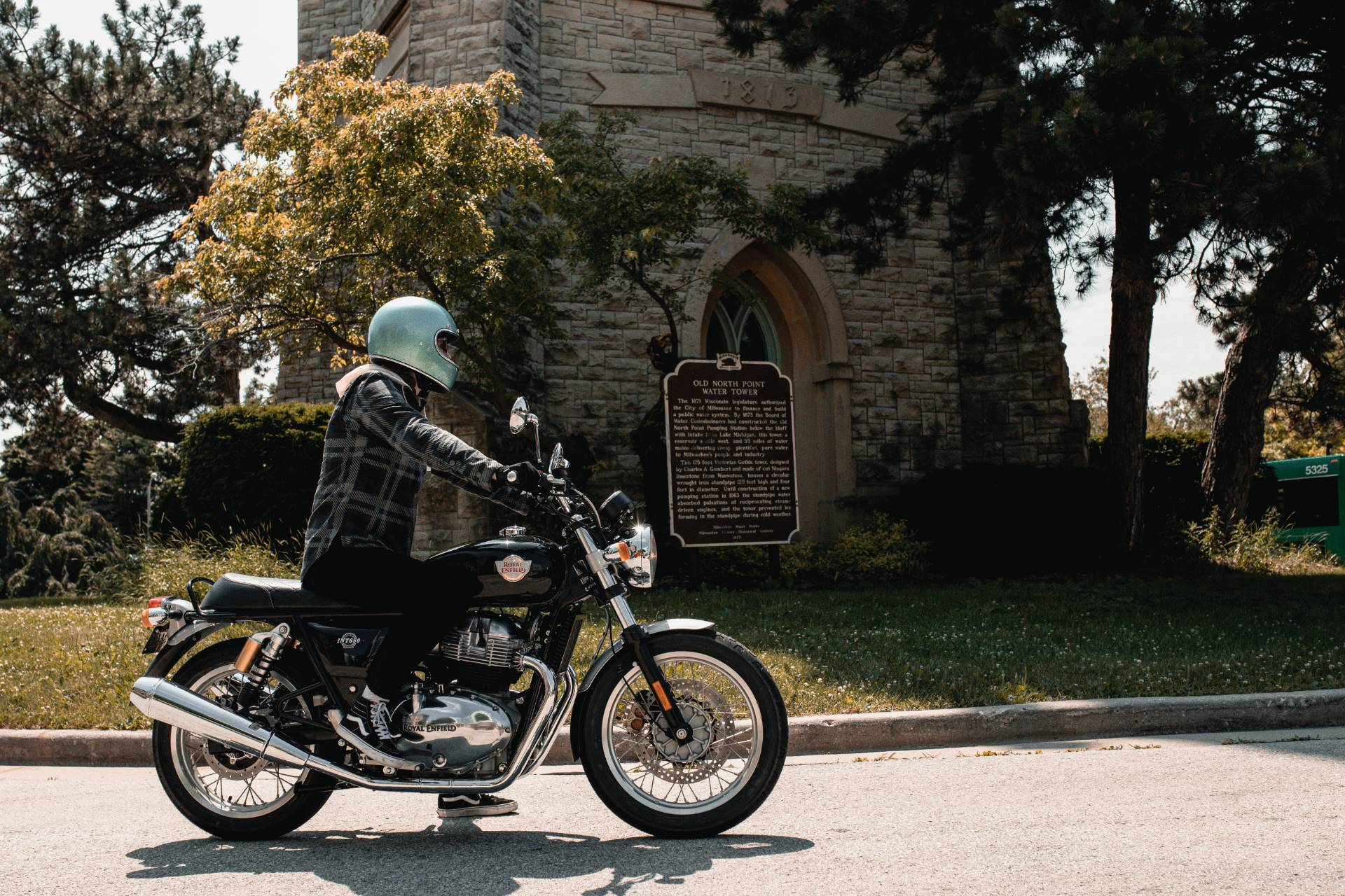 2021 Royal Enfield INT650 in Depew, New York - Photo 5