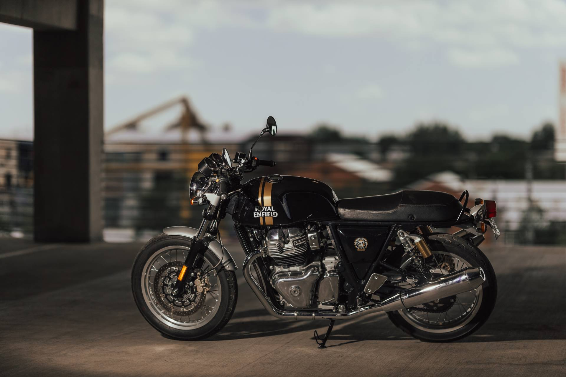 2020 Royal Enfield Continental GT 650 in Depew, New York - Photo 6