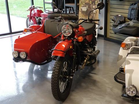 2018 Ural Motorcycles Gear Up in Depew, New York - Photo 4